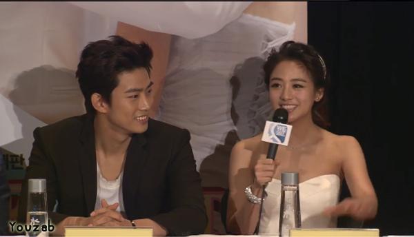 Taekyeon-Gui Gui-Press Conference