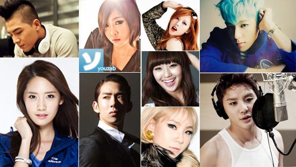 เหล่าไอดอลลงคะแนนเลือก Best Idols ในหมวดต่างๆ!!