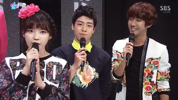 [Live]รวมการแสดงสดในรายการ Inkigayo 10/03/2013