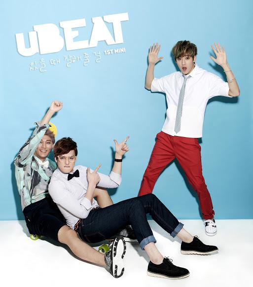 uBEAT ซับยูนิตของ U-KISS ปล่อยภาพทีเซอร์ออกมาแล้ว!!