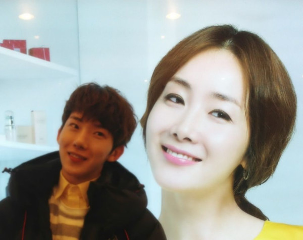 หรือว่าโจควอน 2AM และนักแสดงชเวจีอูจะเป็นพี่น้องที่ห่างหายกันไปนาน?