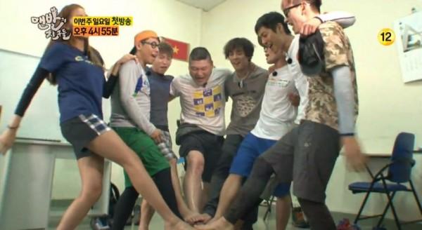 'Barefoot Friends' ปล่อยตัวอย่างตอนแรกแบบเท้าเปล่าออกมาให้ชมกันแล้ว!!