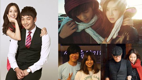 5 most envy couple