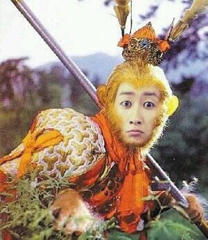 สุดฮา!!ทงเฮแนะนำลิงสัตว์เลี้ยงของเขาและอึนฮยอกแนะนำหุ่นยนต์ของเขาเช่นกัน