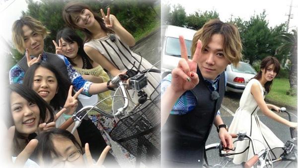 Hongki-Mina-bicycle date