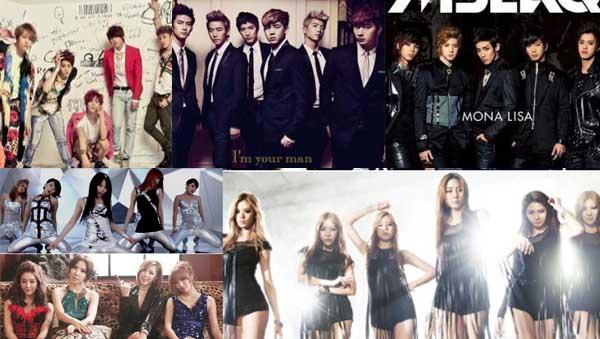 Idols comeback in May