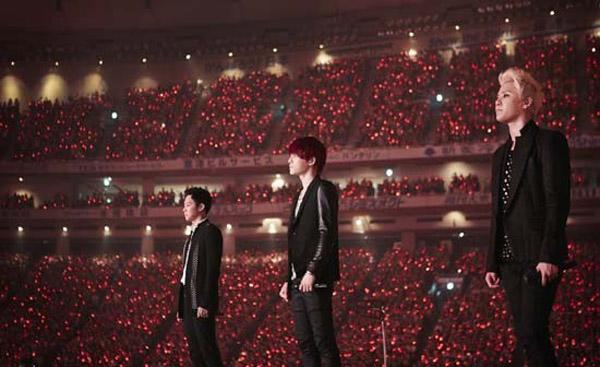 JYJ-Tokye Dome Concert