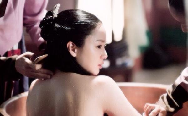 Jang Ok Jung-Kim Tae Hee-Back