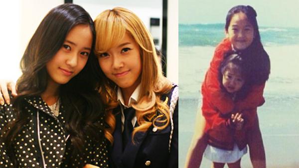 Jessica-Krystal-childhood