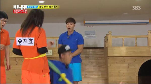 Jihyo win Gary-2