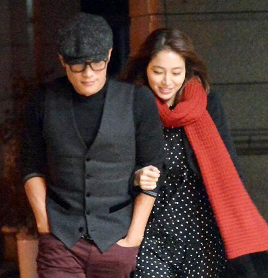 Lee byung hun-Lee min jung