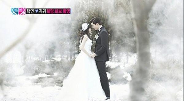 Taecyeon_GuiGui-wedding