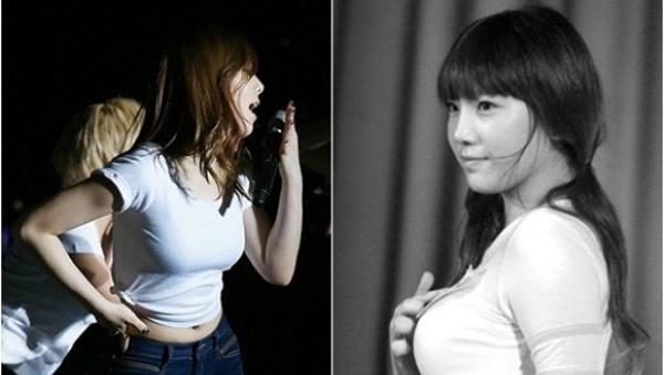 Taeyeon-bagel girl