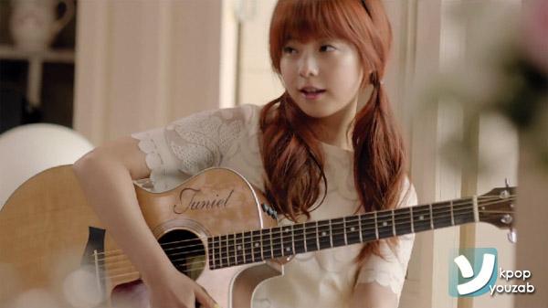 """มาแล้ว!!จูเนียล (Juniel) ปล่อย MV """"Pretty Boy"""" สำหรับการคัมแบ็คของเธอ"""