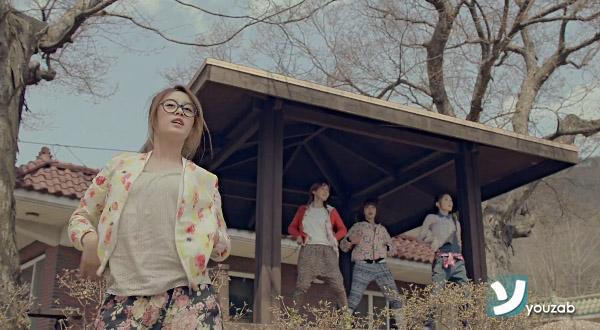 """T-ara N4 ปล่อยทีเซอร์ดราม่าเวอร์ชั่นและทีเซอร์อีกแบบที่แตกต่างกันสำหรับ """"Countryside Life"""""""