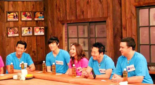 130530 Happy Together 3-Fei