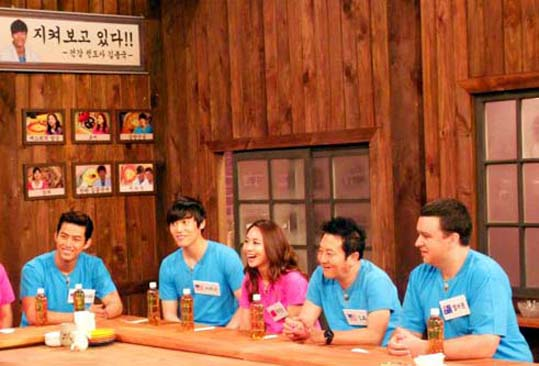130530 Happy Together 3