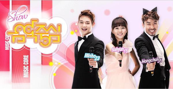 [Live]130511 ผู้ชนะในรายการ Music Core ได้แก่....Roy Kim!! + การแสดงวันนี้