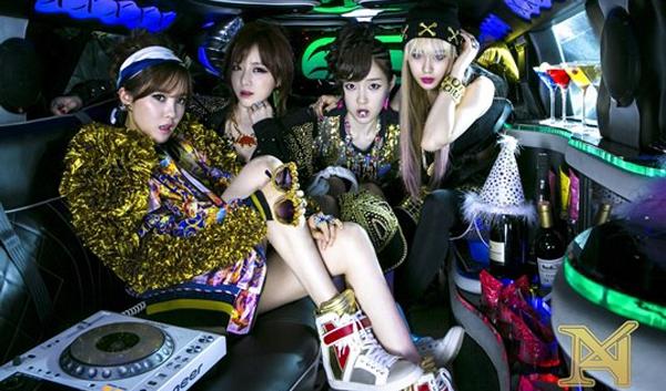 T-ara N4 สารภาพว่าพวกเธอกังวลและกลัวเกี่ยวกับการคัมแบ็ค