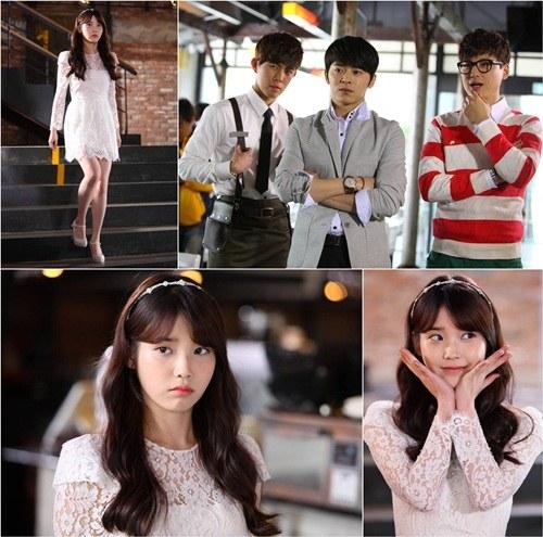 ไอยูได้เปลี่ยนจากสาวธรรมดาเป็นสาวสวยแล้วในละคร 'You're the Best Lee Soon Shin'