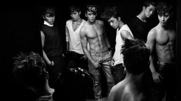 [Live]2PM คัมแบ็คด้วย 2 เพลงใหม่บนเวที M!Countdown!!