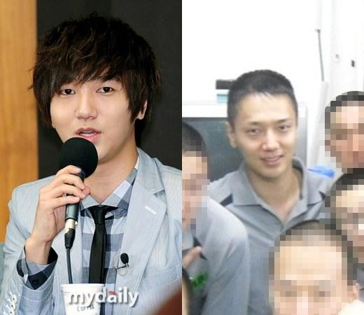 เยซอง Super Junior ถูกพบเป็นครั้งแรกหลังจากที่เข้ากองทัพ!!