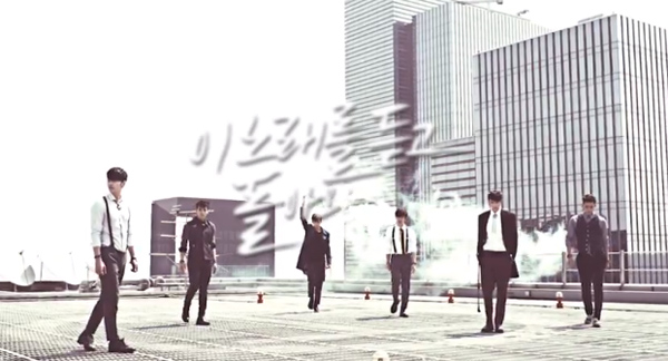 "2PM ปล่อยทีเซอร์สำหรับ ""Come Back When You Hear This Song"""