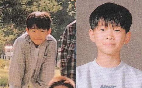 จุนโฮ - วัยเด็ก