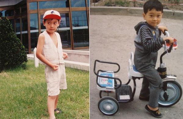 มาดูการเติบโตของหนุ่มๆวง 2PM ในตอนเด็ก Vs ปัจจุบัน