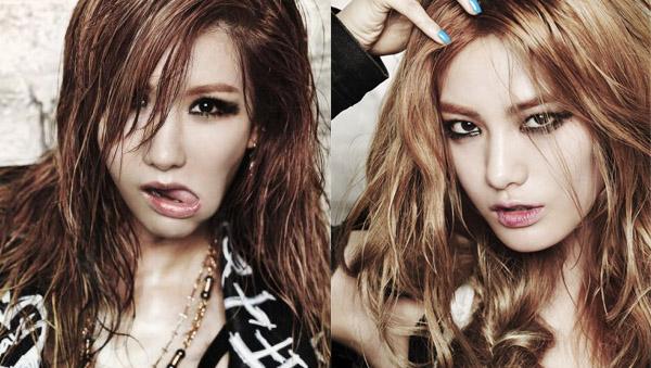 """After School ปล่อยภาพทีเซอร์เดี่ยวของ """"นานะ"""" และ """"จองอา"""" ออกมาแล้ว!!"""