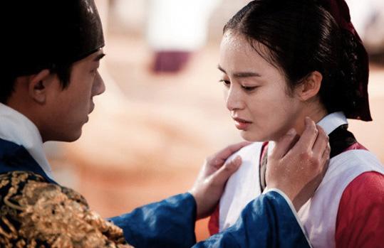 Kim-Tae-Hee-Jang Ok Jung