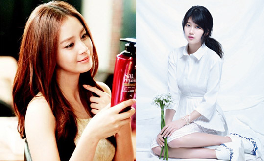 Kim Tae Hee - Suzy missa
