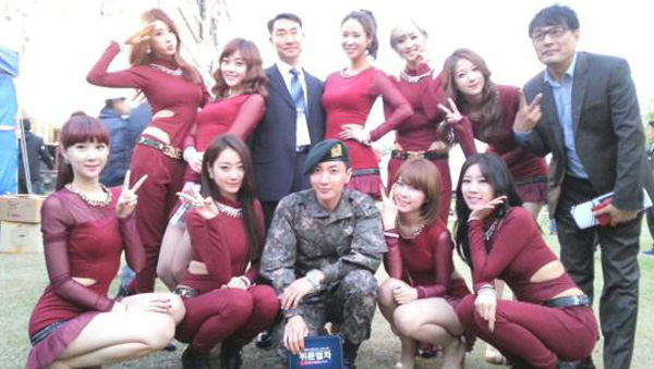 Nine Muses-Lee Teuk