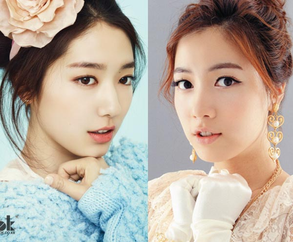 Park Shin Hye-Hwa Young