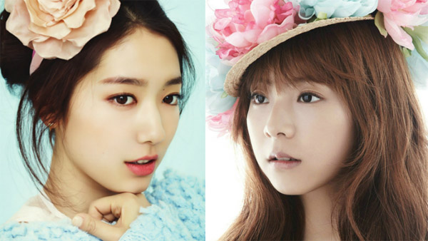 Park Shin Hye-Juniel