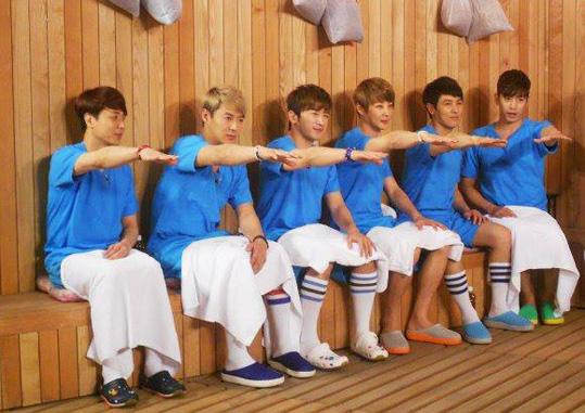 Shinhwa-Happy Together 3