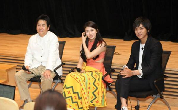 Suzy-Lee Seung Ki-Press Conference