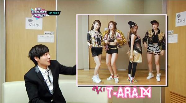 T-ara N4 M Countdown