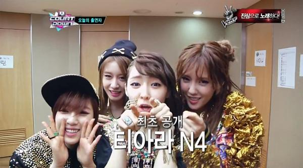 T-ara N4 M!Countdown