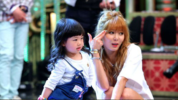 baby hyuna-hyuna