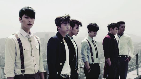 "[Live]2PM คัมแบ็คด้วยเพลง ""All Day I Think of You"" บนเวที Inkigayo"