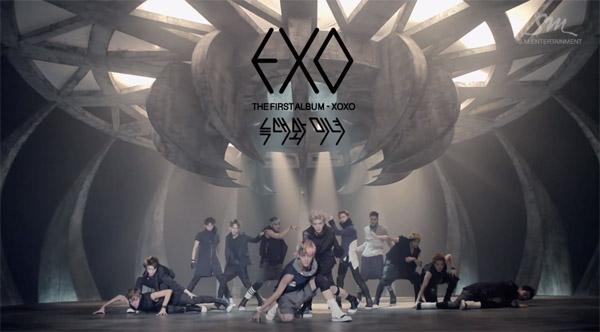 """EXO ปล่อยวิดีโอทีเซอร์ตัวที่ 2 สำหรับ MV """"Wolf"""""""