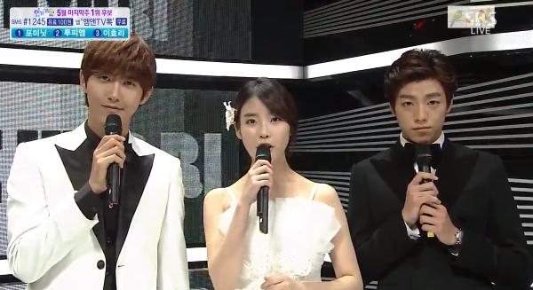 [Live]130526 ผู้ชนะในรายการ Inkigayo ได้แก่...4Minute !!! + การแสดงวันนี้