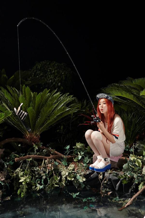 "4Minute ประกาศการคัมแบ็คด้วยการปล่อยทีเซอร์ของโซฮยอนในเพลง ""Like Water?"""
