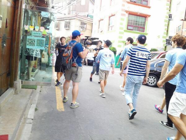 จองอูซอง, ฮันฮโยจู และจุนโฮ 2PM เข้าเป็นแขกรับเชิญในรายการ Running Man