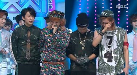 B1A4-Win Music Core