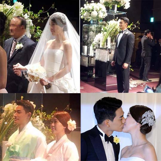 Baek Ji Young-Jung Suk Won-Wedding-2