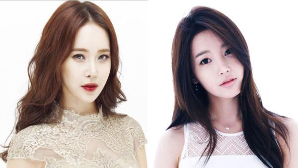 Baek Ji Young-Nam Gyuri