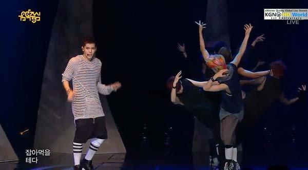 EXO-Music Core