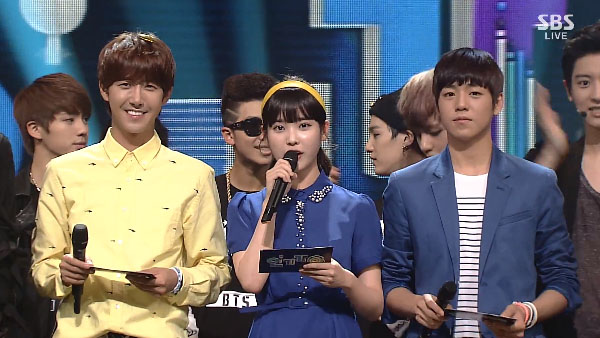 [Live HD]130616 ผู้ชนะในรายการ Inkigayo ได้แก่...EXO!!! + การแสดงวันนี้